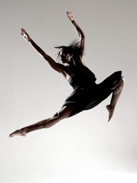 Dancer Penda Jahmil of Dance Iquail