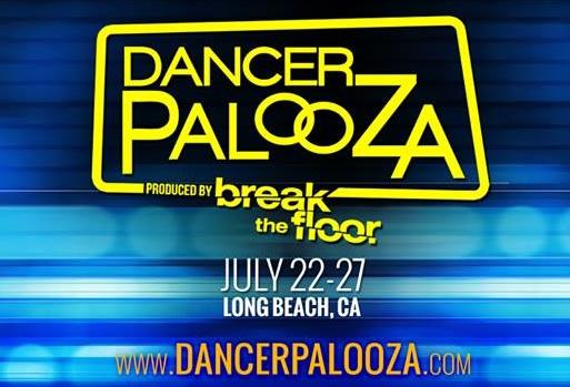 DancerPalooza 2014 in Long Beach, California