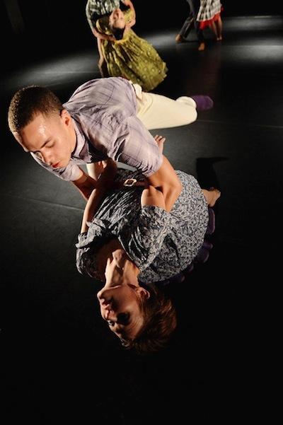 Dark Circles Contemporary Dance Company in Texas