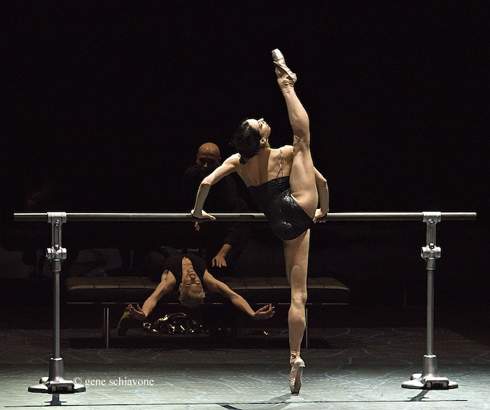 U.K. premiere of Diana Vishneva: On the Edge set for the London Coliseum