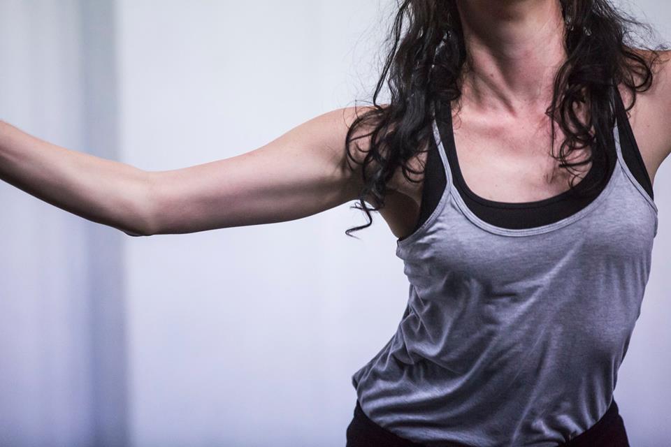 DirtyFeet's May 2015 Choreographic Lab