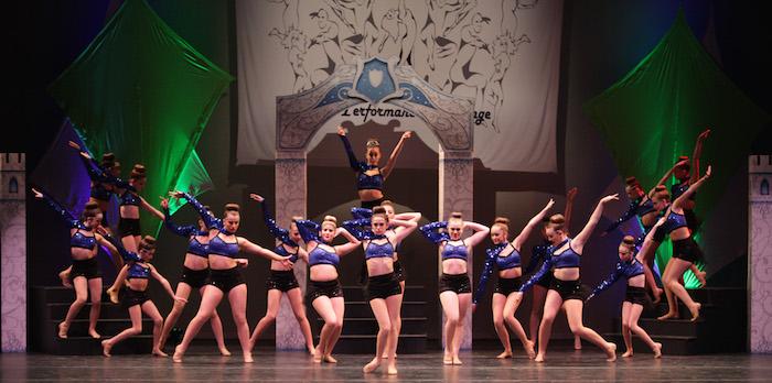 Dance Magazine Dance Auditions America