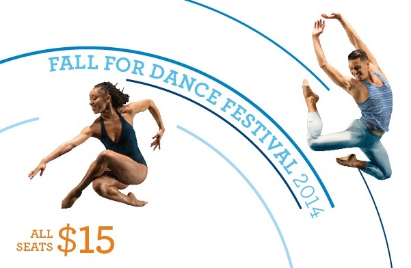 11th Annual Fall for Dance Festival