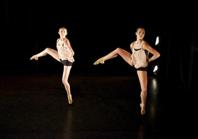 Fast+Fresh Dance 2014 Award Winners Madeleine Skippen and Amelia Rosek