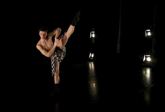 Fast+Fresh Dance 2014 Award Winner Nicholas Tredrea in Htebazile