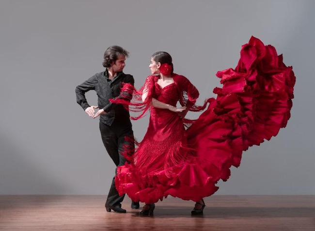Flamenco Vivo Carlota Santana in Brooklyn, New York