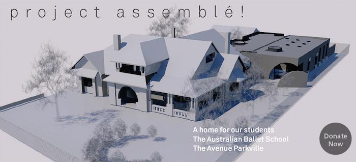 The Australian Ballet School Marilyn Rowe House