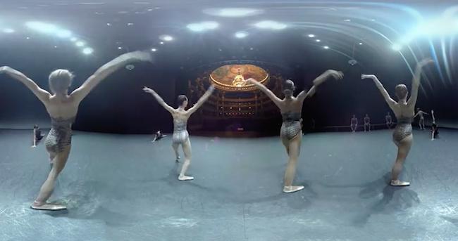 Paris Opera Ballet video