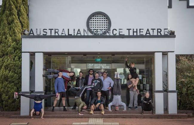 Harlequin Floors at Australian Dance Theatre