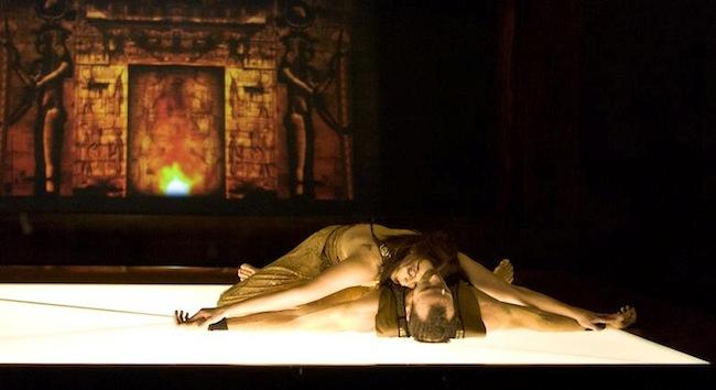 Heidi Duckler Dance Theatre in Cleopatra, CEO
