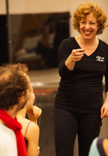 Atlanta Ballet Resident Choreographer Helen Pickett