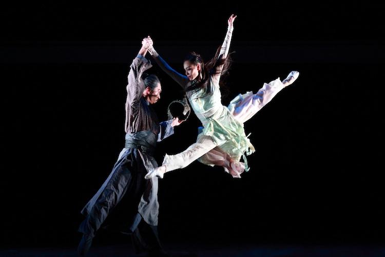 Hong Kong Dance Company presents The Legend of Mulan