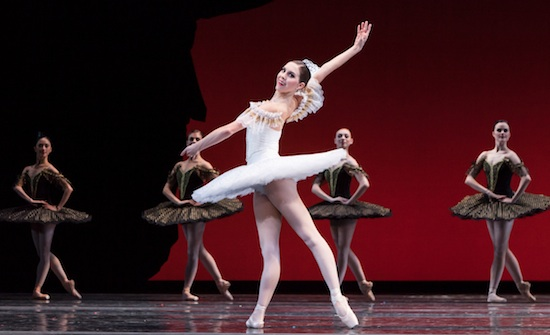 Houston Ballet presents free outdoor shows