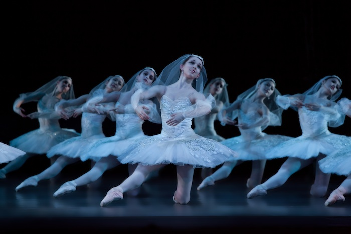 Houston Ballet in La Bayadère