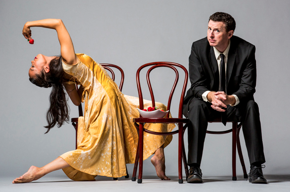 Hubbard Street + The Second City present the world premiere of 'The Art of Falling'