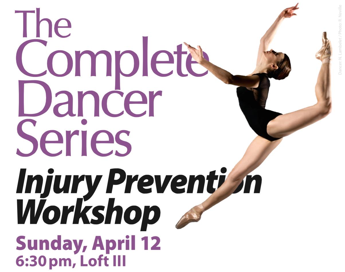 2015 Injury Prevention Workshop at Steps on Broadway