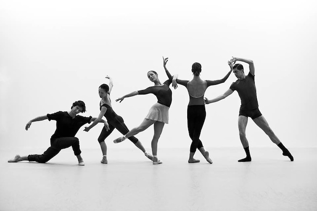 Intermezzo Dance Company in New York