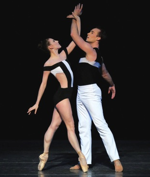New York City Ballet artists coming to Jacob's Pillow for summer 2014