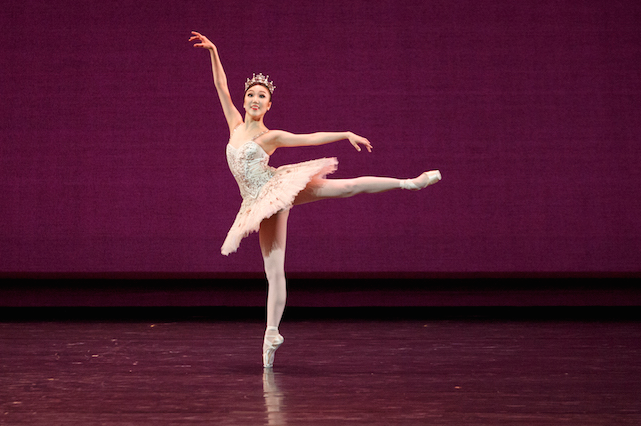 Ji Young Chae promoted to soloist with Boston Ballet
