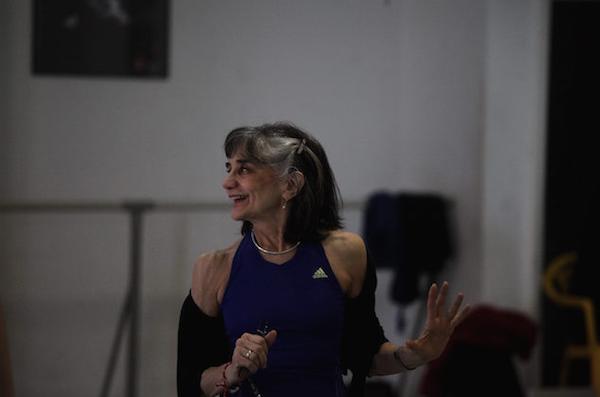 Founder of Kathryn Posin Dance Company