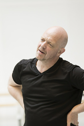 London-based Danish choreographer Kim Brandstrup