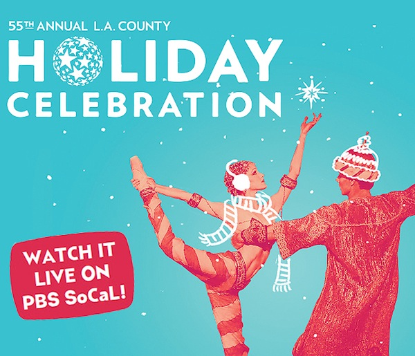 L.A. County Holiday Celebration 2014