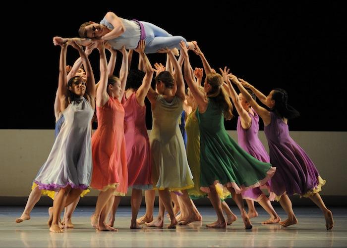 Mark Morris Dance Group in L'Allegro, il Penseroso ed il Moderato