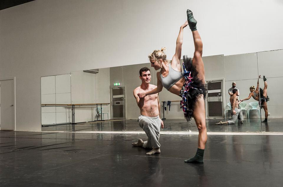 Leigh Warren Dance Workshop and Secondment 2015