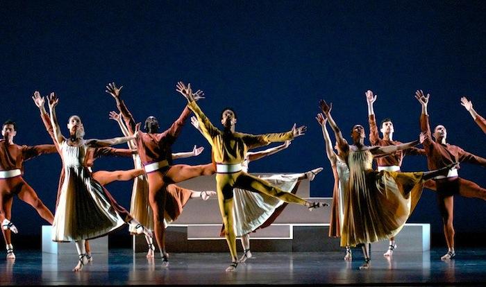 Limón Dance Company in Passacaglia and Fugue in C Minor by Doris Humphrey