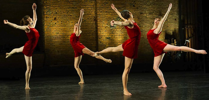 Pam Tanowitz Dance will perform as part of Lincoln Center Out of Doors 2014