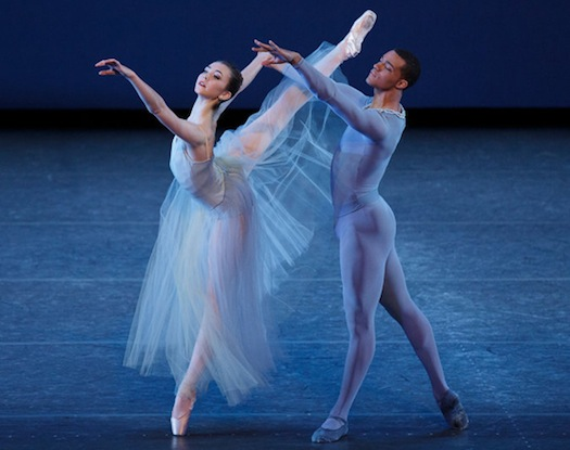 Live From Lincoln Center airs Curtain Up ballet broadcast with School of American Ballet dancers