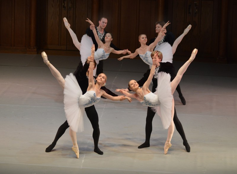 London Russian Ballet School Fall 2015 Show