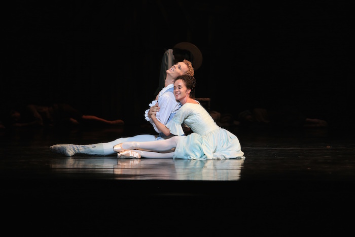Lucinda Dunn in Manon with The Australian Ballet
