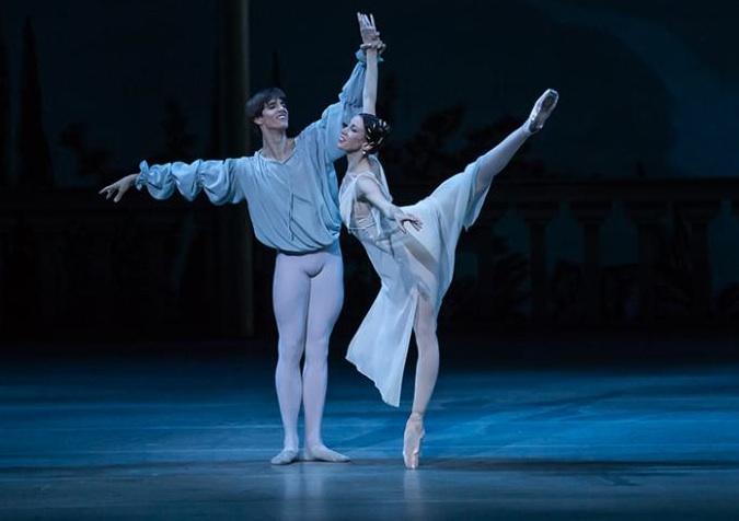 Mariinsky Ballet returns to London in 2014