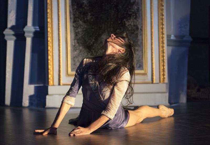 Martha Clarke choreographs Cheri with Alessandra Ferri