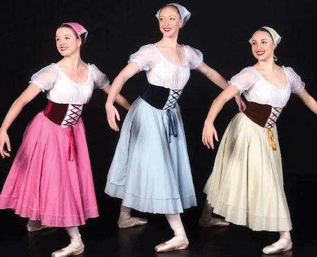 Melbourne City Ballet presents Napoli