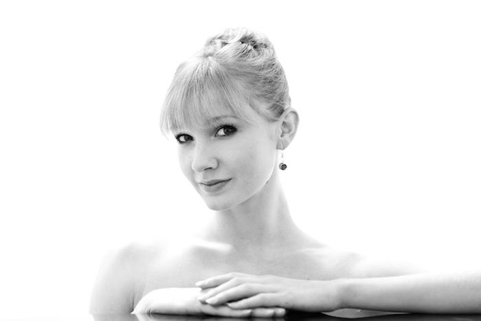 Ballerina Melissa Hamilton
