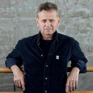 Mikhail Baryshnikov announces Brodsky/Baryshnikov show