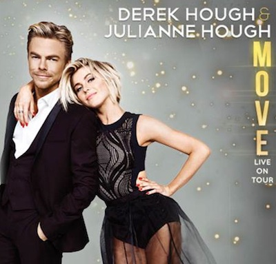 2015 Move Live on Tour with Julianne and Derek Hough
