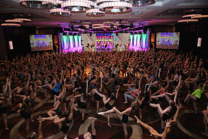 New York City Dance Alliance 2016 Tour