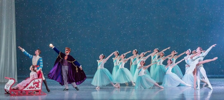 Nashville Ballet presents Nashville's Nutcracker in 2014