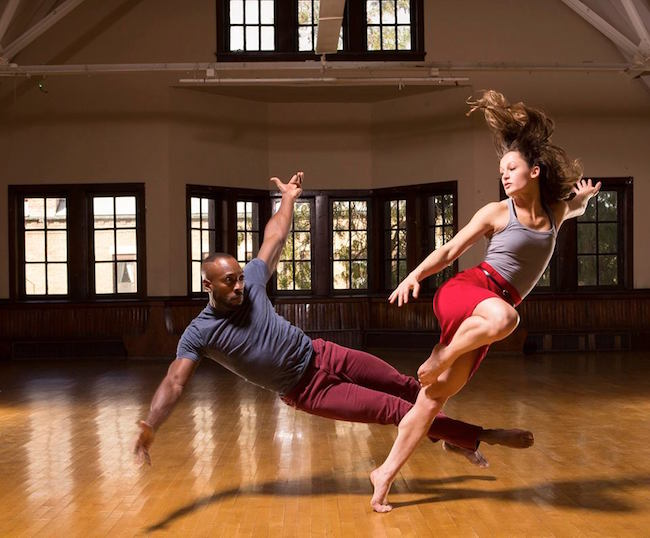 National Center for Choreography in Ohio - The Seldoms