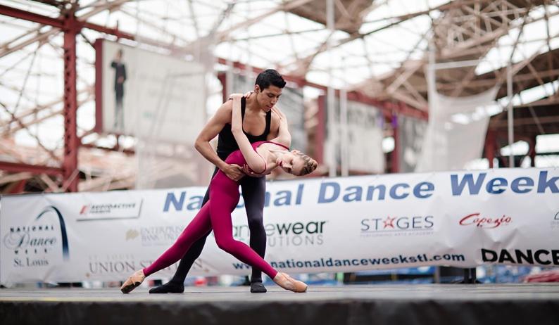 National Dance Week Celebration in St. Louis