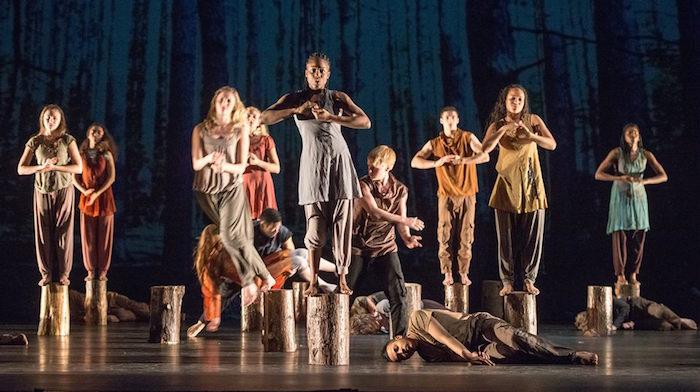 Jasmin Vardimon choreography