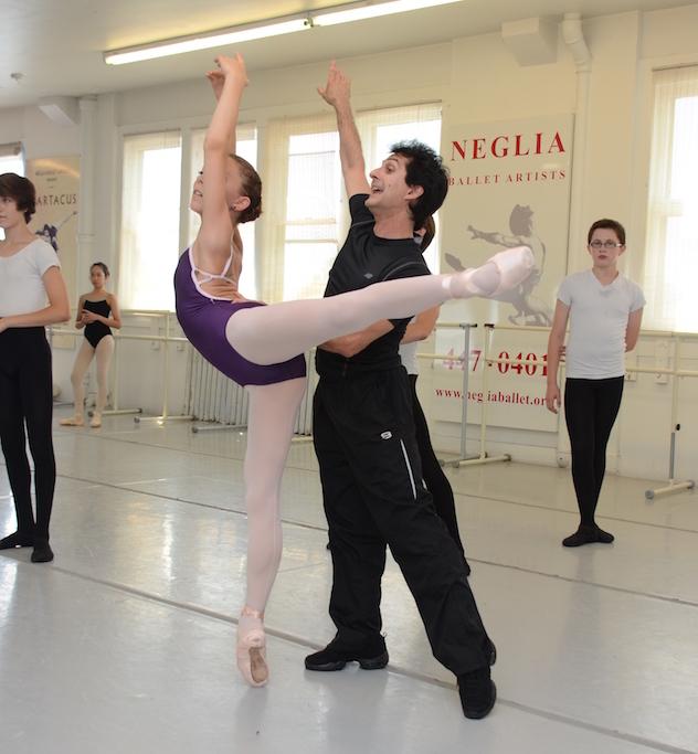 Neglia Conservatory of Ballet in Buffalo, NY