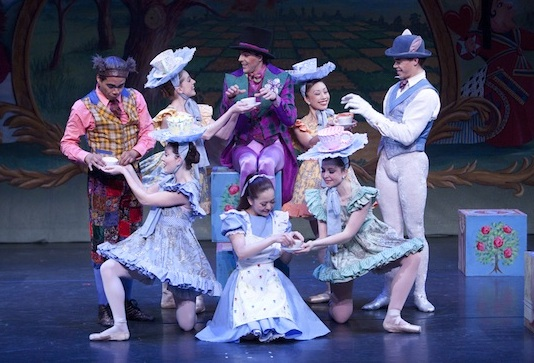 Alice-In-Wonderland Follies