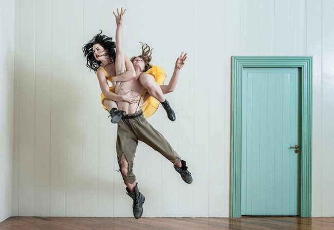 New Zealand Dance Company's Rotunda