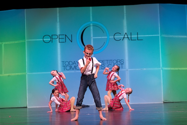 Open Call American Dance Competition