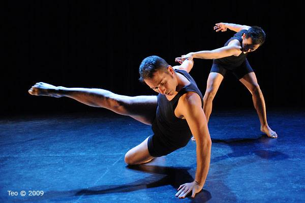 The PGK Dance Project in San Diego