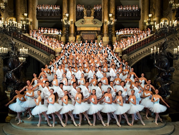 Paris Opera Ballet announces new 2015-16 Season with Benjamin Millepied at helm